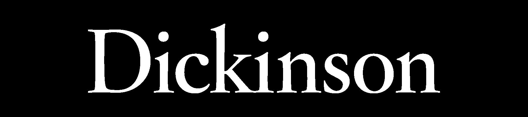 Dickinson logo