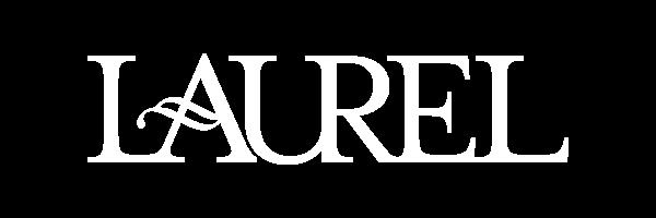 Navbar logo for Laurel