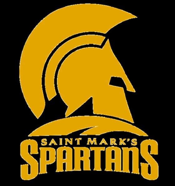 Navbar logo for Saint Mark's Spartans