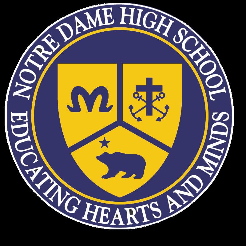 Navbar logo for NDHS
